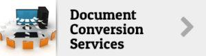 Document Conversion Services